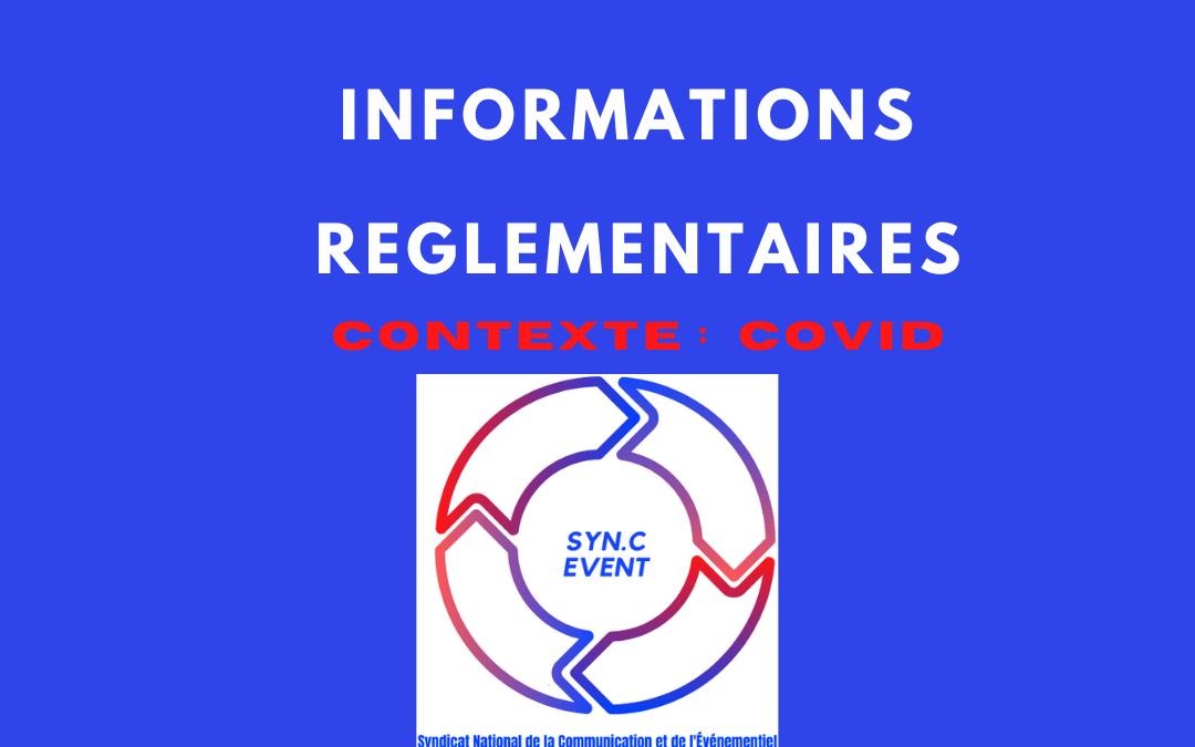 Décret n° 2020-1454 du 27 novembre 2020 : mesures générales nécessaires pour faire face à l'épidémie de covid