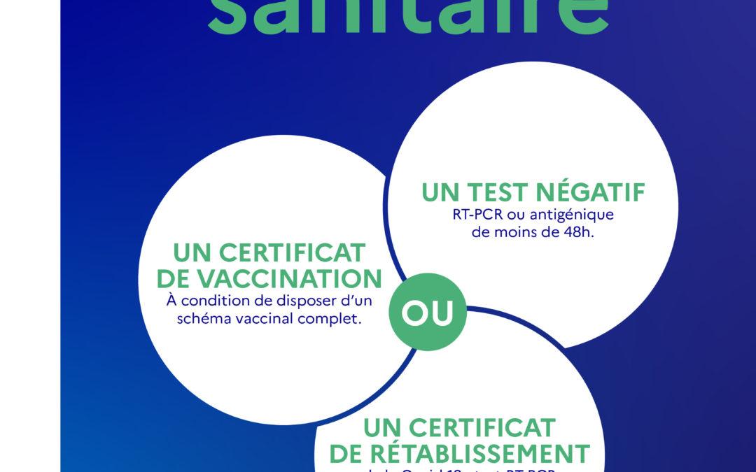 Décret 2021-1059 du 7 Aout : pass sanitaire